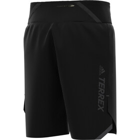 "adidas TERREX Agravic Shorts 5"" Heren, black"
